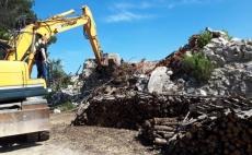 IKMT prej dy ditësh në zonën e Krujës në aksionin për prishjen e furrave të paligjshme të gëlqeres. Deri tani janë prishur dhjetë të tilla, mes tyre disa të rindërtuara pas aksionit te IKMT para pak javësh... 24.05.2019
