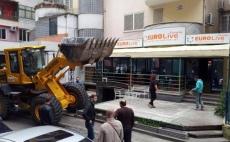 IKMT nis një operacion në qytetin e Tiranёs