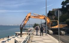 IKMT aksion përgjatë gjithë vijës bregdetare te Shqipërisë  06.09.2019