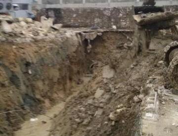 Përmbytjet, IKMT aksion pranë City park